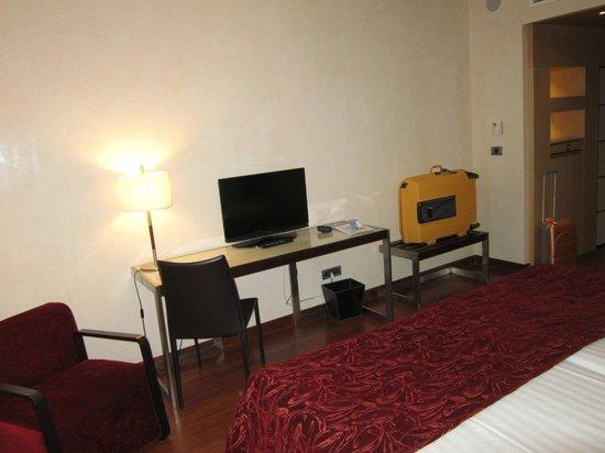 Eurostars Budapest Center Hotel: chambre