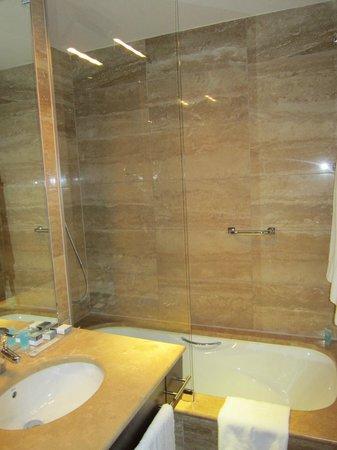 Eurostars Budapest Center Hotel: salle de bains