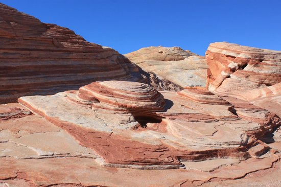 Valley of Fire State Park:                   1.