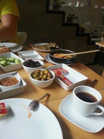 Peradays:                   Leckeres Frühstück