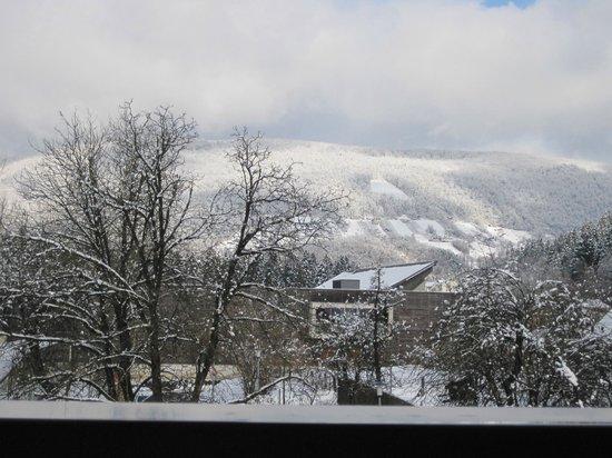 Hotel Balnea Superior:                   nevica