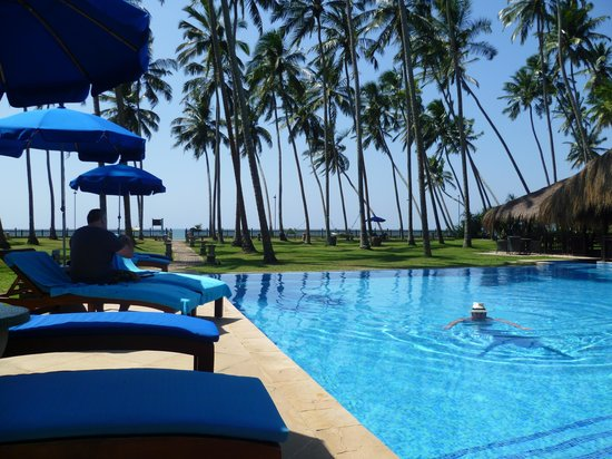 Reef Villa & Spa:                   So Relaxing and quite