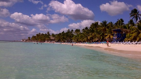 Viva Wyndham Dominicus Palace - An All-Inclusive Resort: Plage