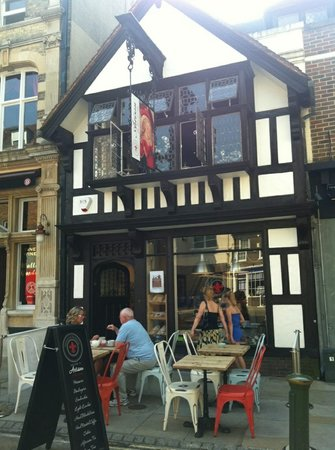 Artisan Tea Rooms & Patisserie