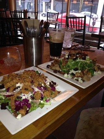 Bodega:                   great Salades Composes