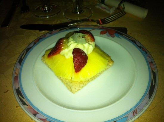 Hotel Abano Terme Cristoforo:                   Cena