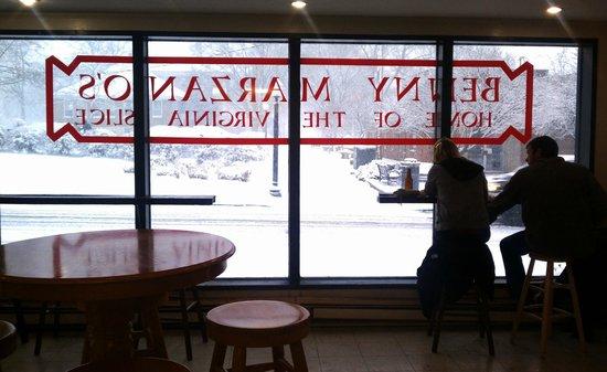 Benny Marzano's: Snowday