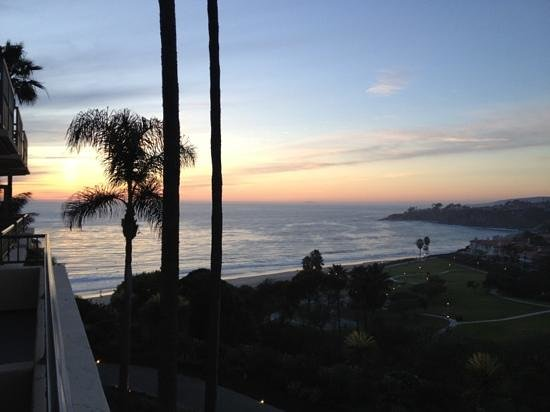 The Ritz-Carlton, Laguna Niguel:                   beautiful view