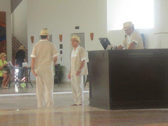 Dreams Villamagna Nuevo Vallarta:                   Main Lobby/Reception