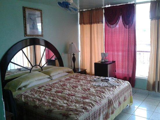 Puerto Cabezas, นิการากัว:                   Mini suite