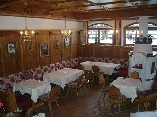 Hotel St. Florian:                   Gezellige ruimte