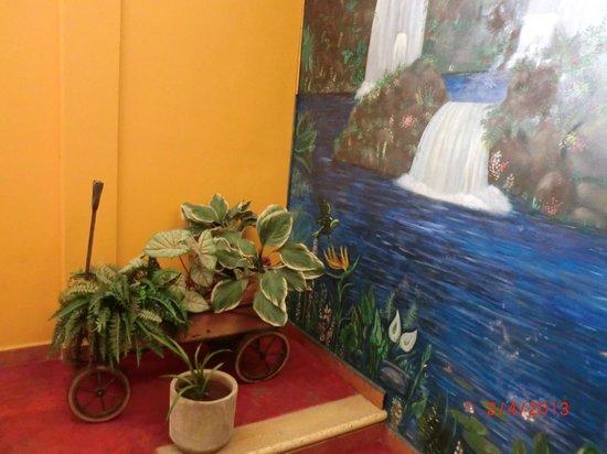 Cascadas de Merida:                   Entry Foyer