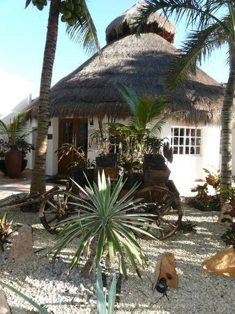 Sensimar Seaside Suites & Spa: Mexican restaurant