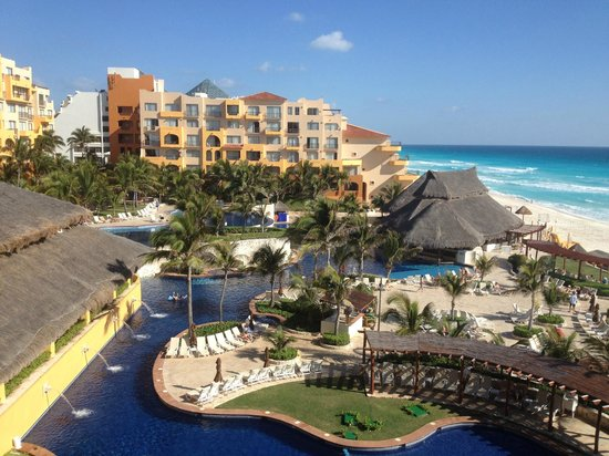 Fiesta Americana Condesa Cancun All Inclusive:                   Hotel Overview