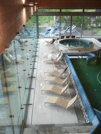 Chaise longue - Foto di Centro Benessere Corte Spa, Borca di Cadore ...