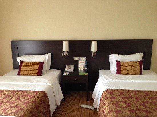 Courtyard by Marriott Rome Central Park :                   Interno camera