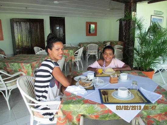 Barracuda Resort: Foto reply comentário hóspede