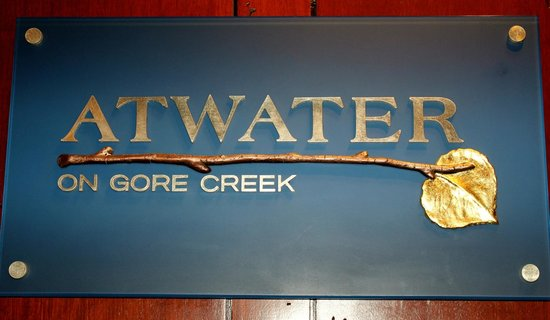 Atwater on Gore Creek