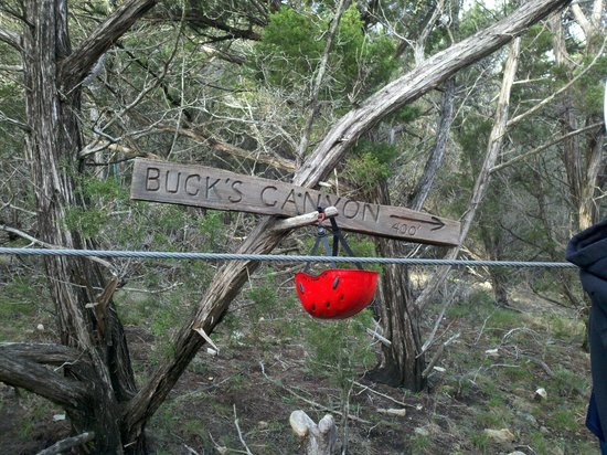 Wimberley Zipline Adventures照片