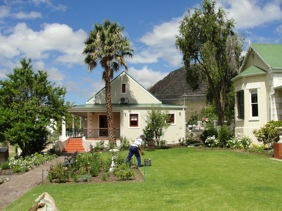 Montagu Vines Guesthouse:                   New wing