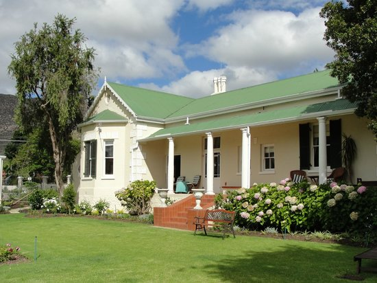 Montagu Vines Guesthouse :                   Main house