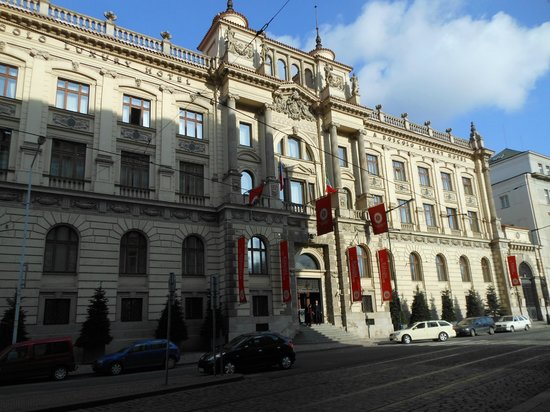 Boscolo Prague, Autograph Collection:                   Exterior of the Hotel