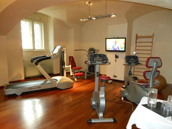 Boscolo Prague, Autograph Collection:                   Fitness Center