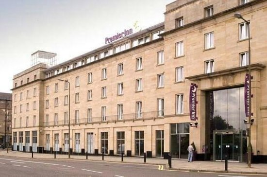 ‪‪Leonardo Royal Hotel Edinburgh‬:                                     Premier Inn, Haymarket, Edinburgh