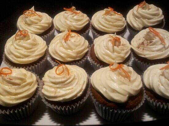 Biscuit Cafe:                   homemade carrot cakes