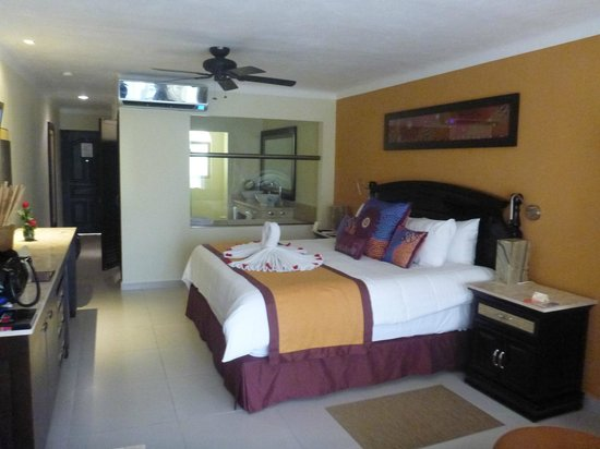 El Dorado Royale, a Spa Resort by Karisma:                   OUR ROOM