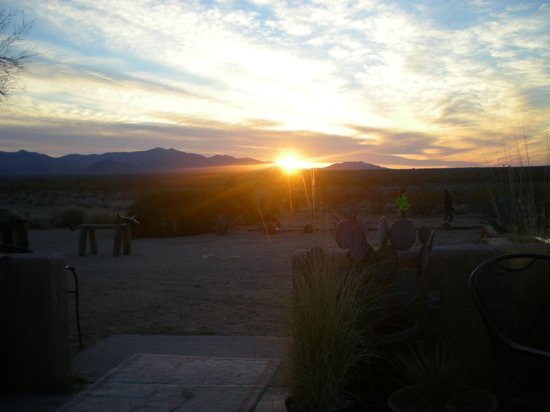 Stagecoach Trails Guest Ranch:                   Amazing views sun up to sun down.