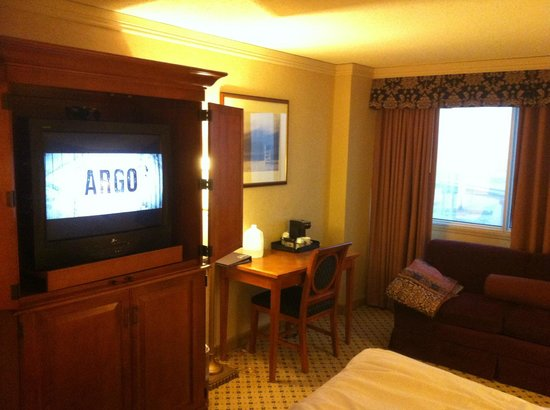 Harrah's Resort Atlantic City:                   1