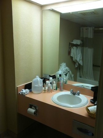 Ramada West Atlantic City:                   1