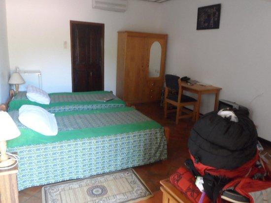 Afia Beach Hotel:                   Double Room