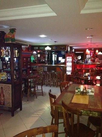 El Burrito - Restaurante Mexicano :                   Bar