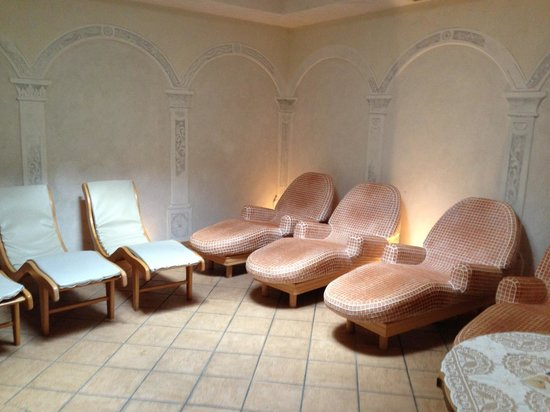 Sport Hotel Exclusive:                   Zona Relax