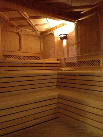 Sport Hotel Exclusive:                   Sauna