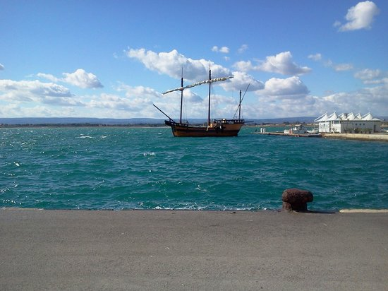 b&b porta marina:                   Panorama camera