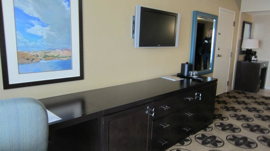 Prescott Resort & Conference Center: Flat panel tv