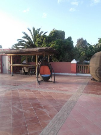 Hotel Grand Callao:                   chill out