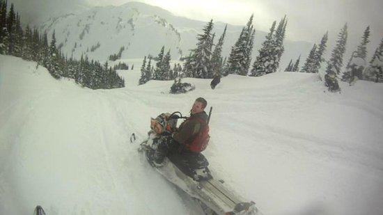 Snow Peak Rentals - Day Tours:                   Stuck