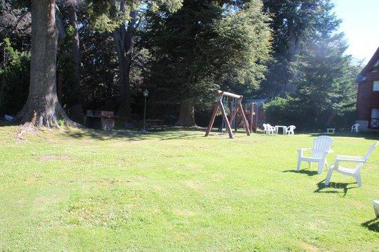 Hosteria Pichi Rincon:                   Juegos infantiles