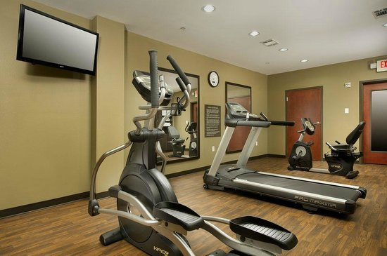 Comfort Suites Waco North: Fitness Center