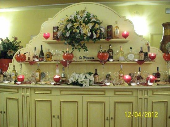 Atessa, Italien: buffet