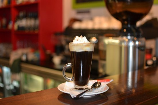 Zest: Traditional Liqueur Coffee