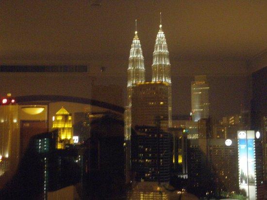 Sheraton Imperial Kuala Lumpur Hotel:                   Twin Tower View