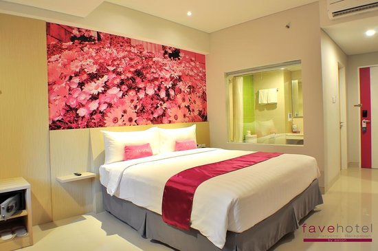 Favehotel Mt Haryono Hotel Reviews Price Comparison Balikpapan