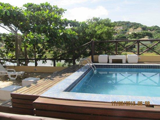 Barra da Lagoa Hotel:                   Piscina