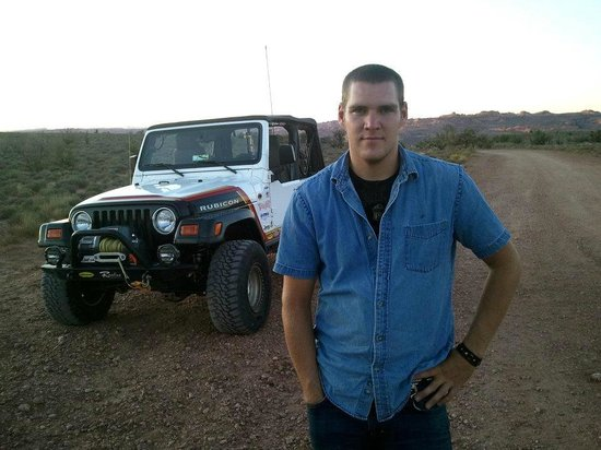 Dan Mick's Guided Jeep Tours: Richard Mick