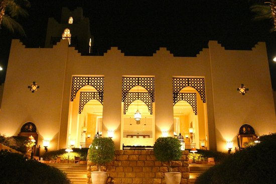 Four Seasons Resort Sharm El Sheikh:                   Night view